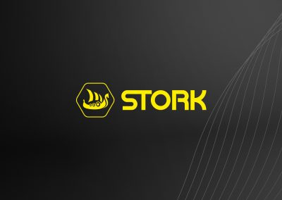 Referenz • stork fishing